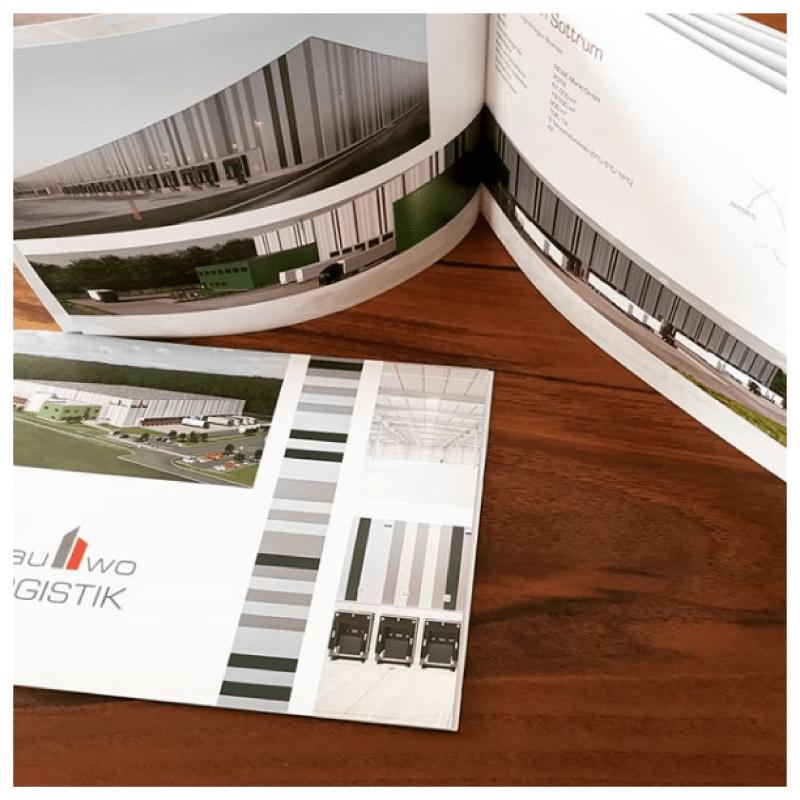 K.HERMES Grafik & Webdesign - Bauwo-Broschüre