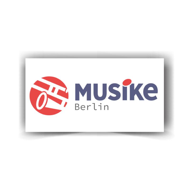 K.HERMES Grafik & Webdesign - Logo-Musike