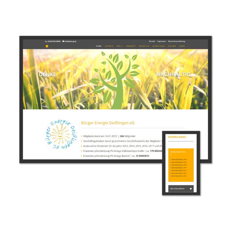 K.HERMES Grafik & Webdesign - bed-HP