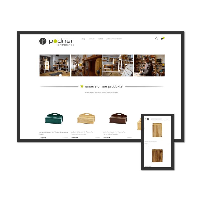 K.HERMES Grafik & Webdesign - shop-podnar-HP