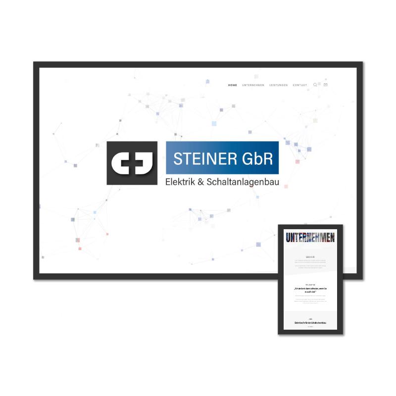 K.HERMES Grafik & Webdesign - steiner-HP
