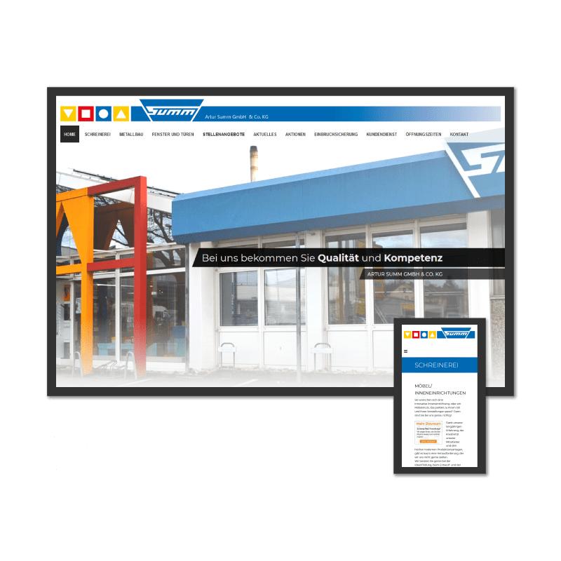 K.HERMES Grafik & Webdesign - summ-HP